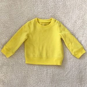 Primary baby sweatshirt